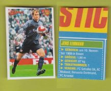 Arsenal Jens Lehmann Germany (S06-07)